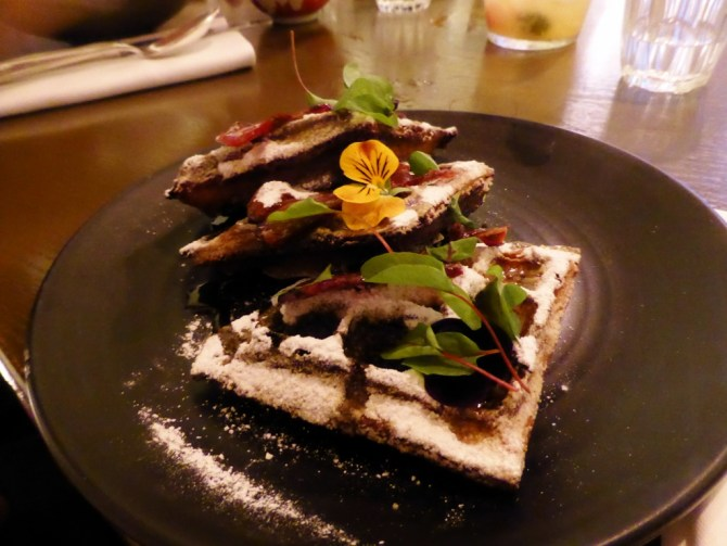Pachamama bottomless brunch Marylebone Peruvian restaurant review