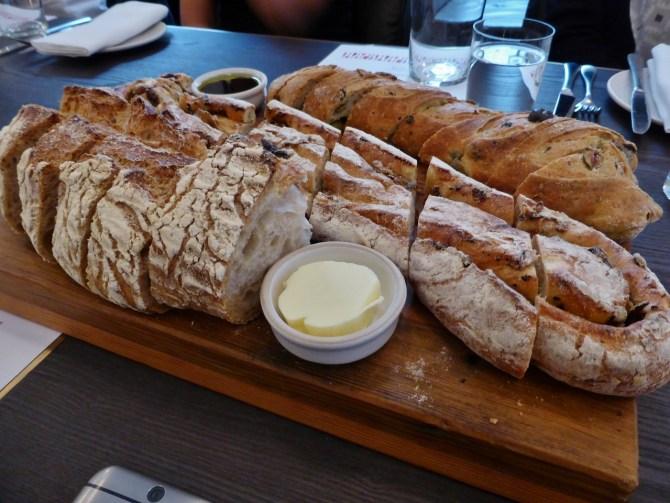 Seymour Place Gail's bread