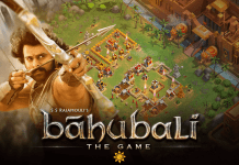Bahubali game