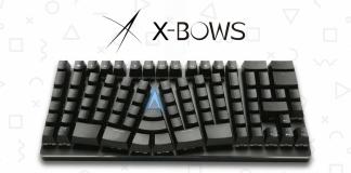 X Bows Keyboard