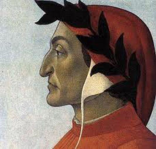 Dante most familiar