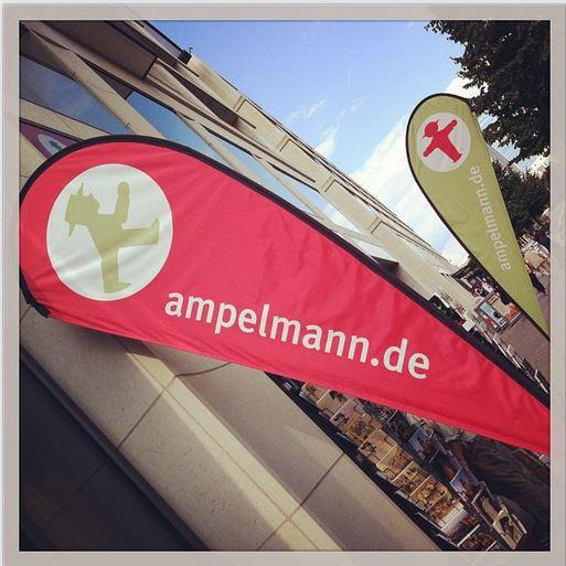 banners ampelmann
