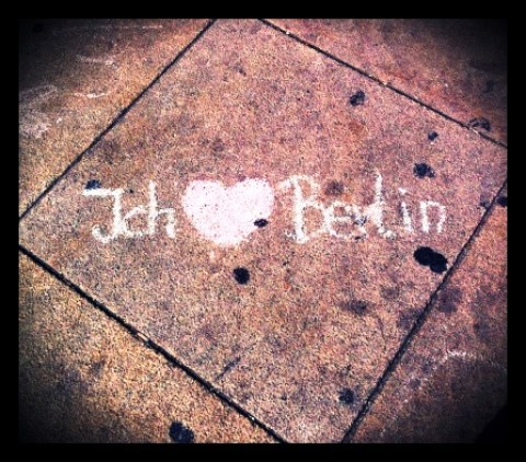 ich heart berlin, I love berlin