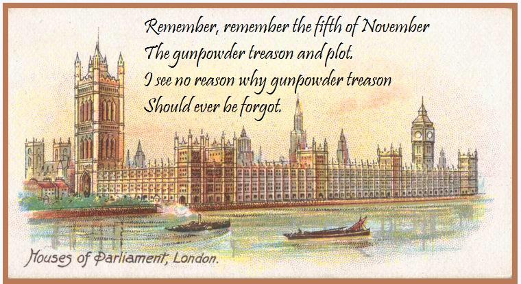 parliment, gun powder plot, guy fawkes