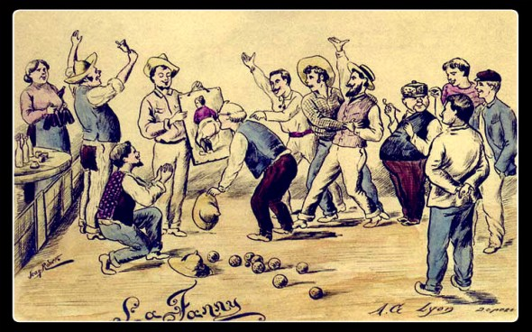 petanque and fanny