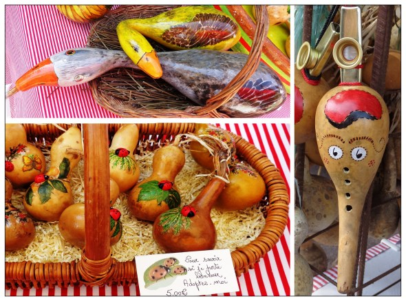 gourds, nice, france, celebrating the gourd