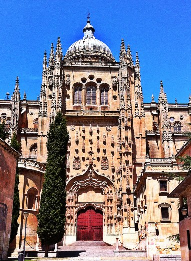 Salamanca new cathedral