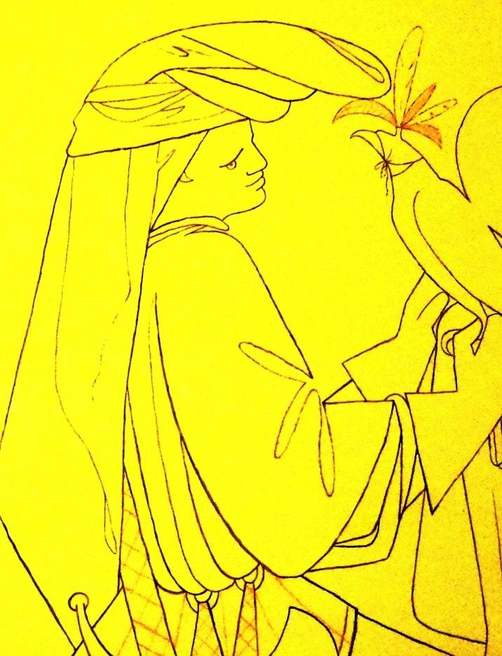 Saint Sospir, Santo Sospir, Cocteau