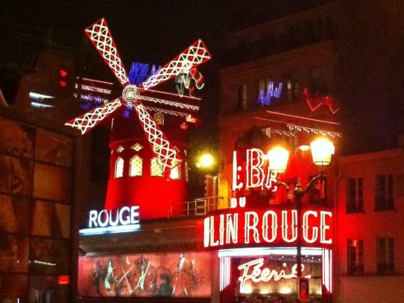 Moulin Rouge, Pétomane