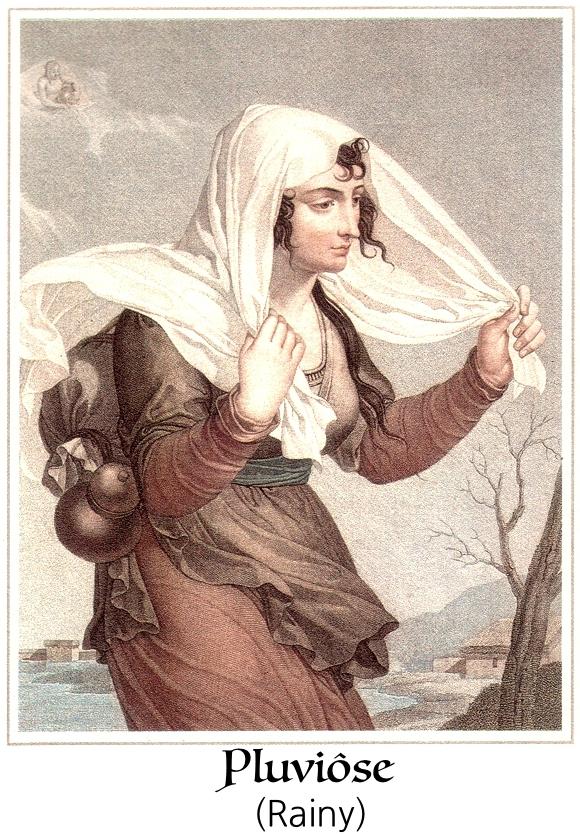 Pluviôse French Republican calendar