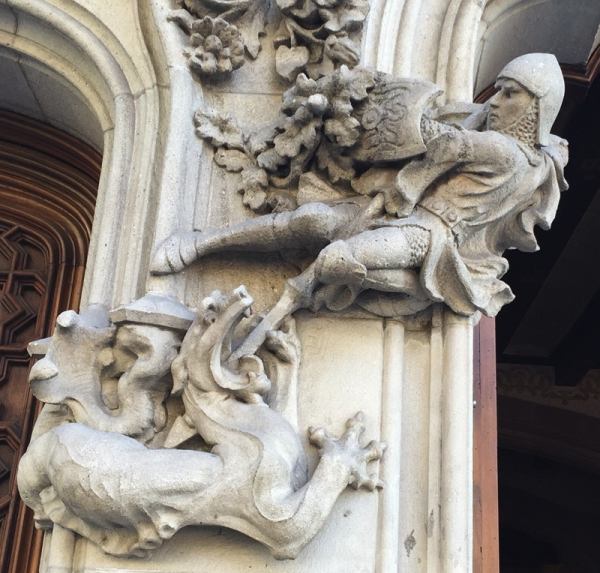 St George Barcelona