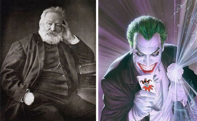 Victor and the Joker