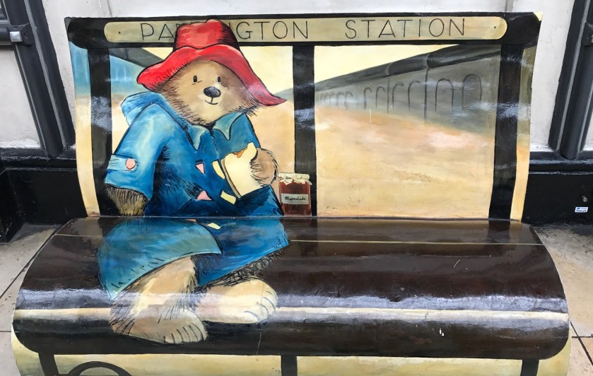 Paddington bench