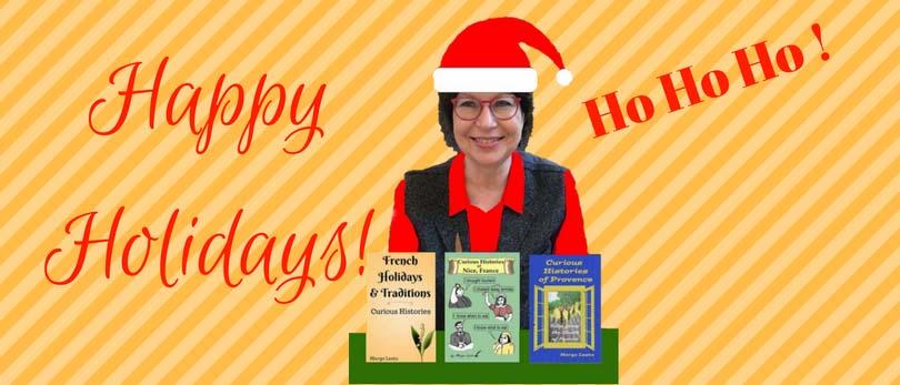 Happy Holidays Margo Santa