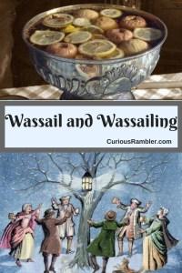 Wassail and Wassailing