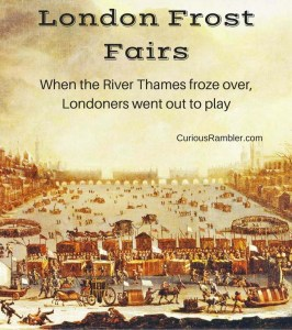 London Frost Fairs