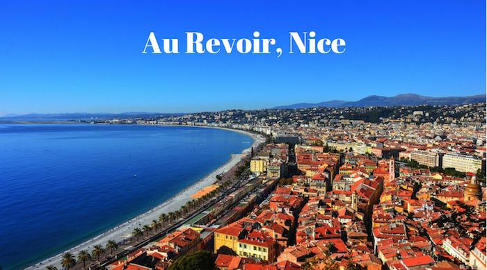 Au Revoir, Nice-2