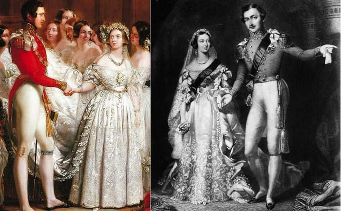 Queen-Victoria-wedding-dress