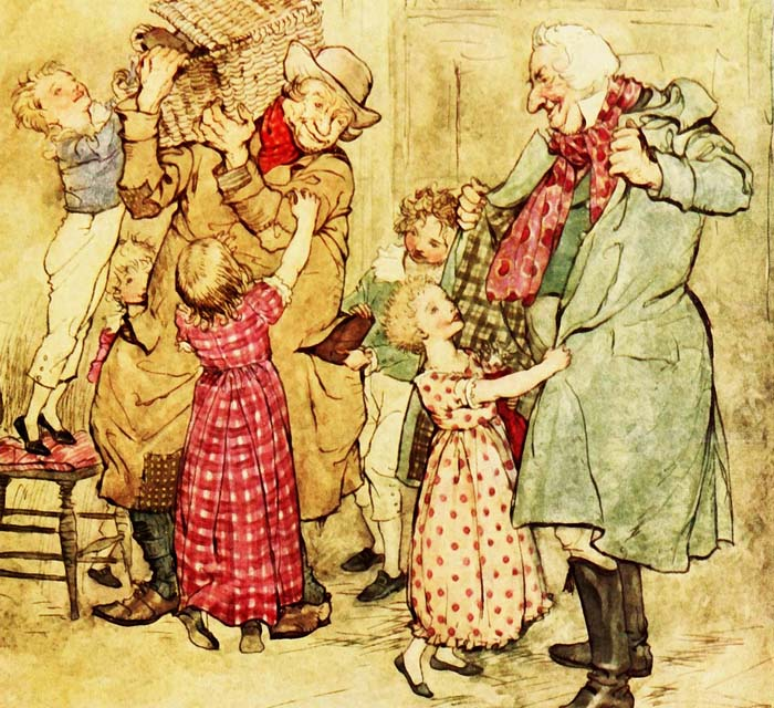 Dickens victorian christmas