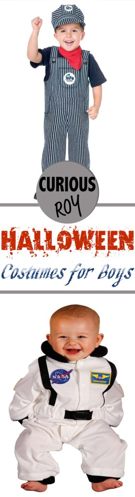 Halloween Costumes for Boys 2017