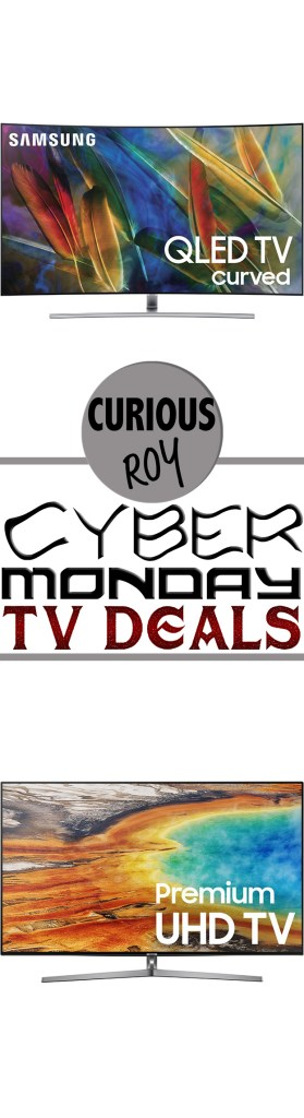 Cyber Monday TV Deals 2017