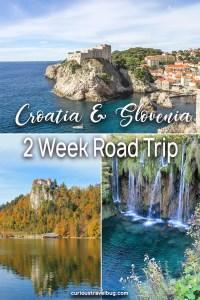 Two Week Slovenia and Croatia Road Trip...
