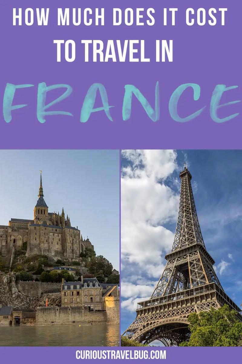 Budget for a Trip to France