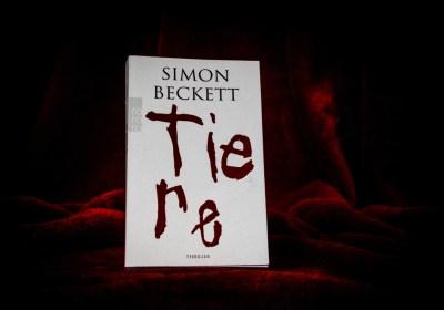Simon Beckett Tiere