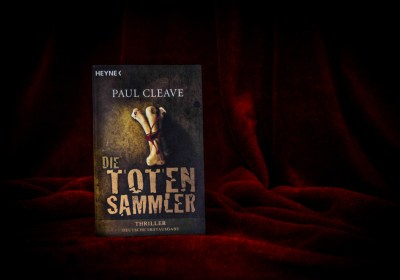 Die Totensammler Paul Cleave Header