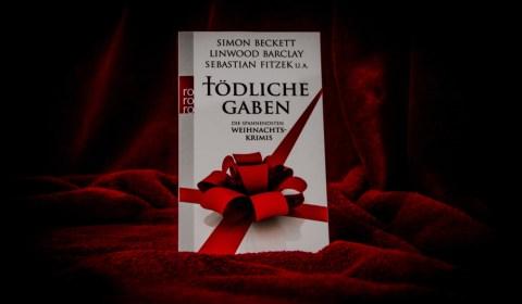 Tödliche Gaben - Die spannendsten Weihnachtskrimis / Silke Jellinghaus (Hrsg.)