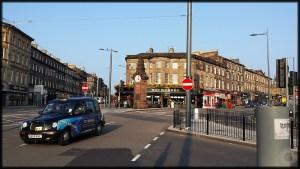 Scotland Edinburgh - Haymarket