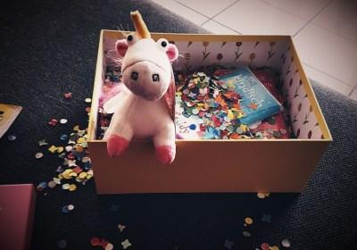 Unboxing - I love surprises