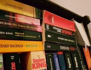 Stephen King - Nie wieder Buchverleih
