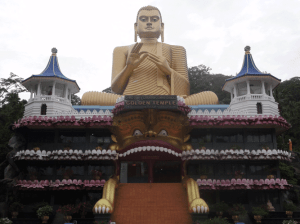 The Golden Temple, Dambulla