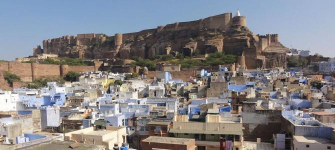 THE GOLD AND THE PINK CITY: JAISALMER, JODHPUR