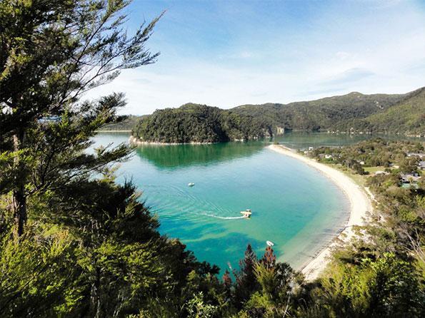 abel-tasman-beach-view
