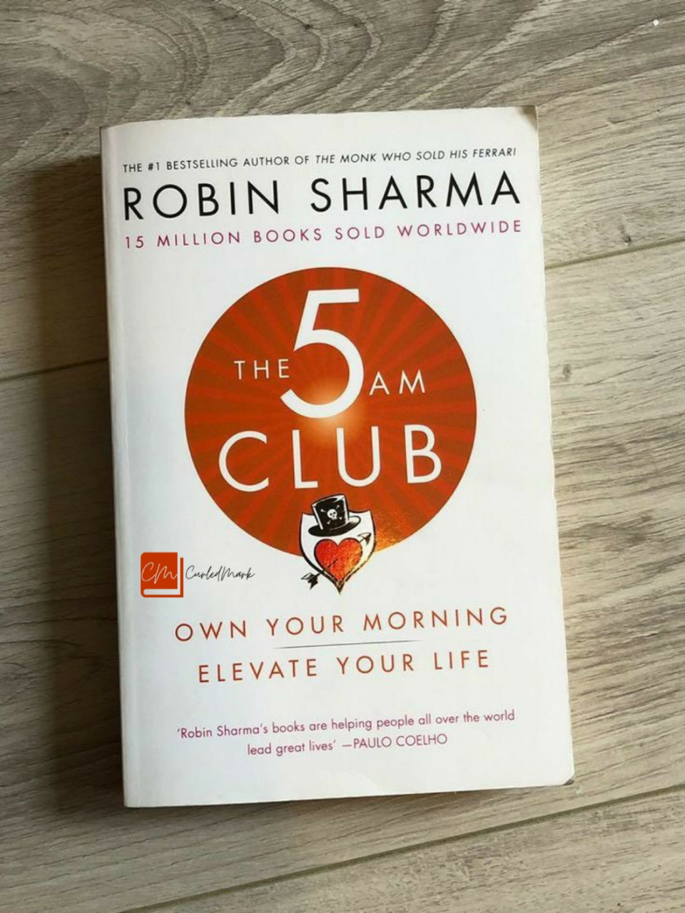 the 5am club robin sharma MOrning habits that change your life