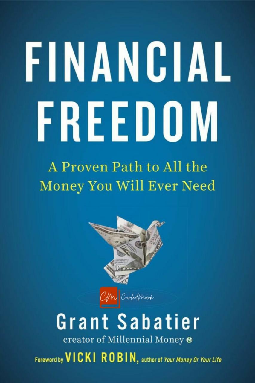 Financial Freedom Book Summary