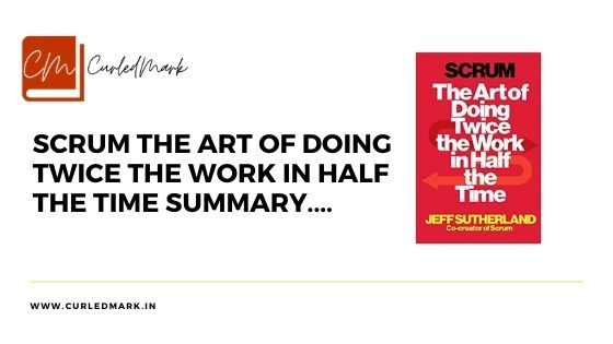 The Art of doing twice the work in half the time book summary by Santwana Mohanty