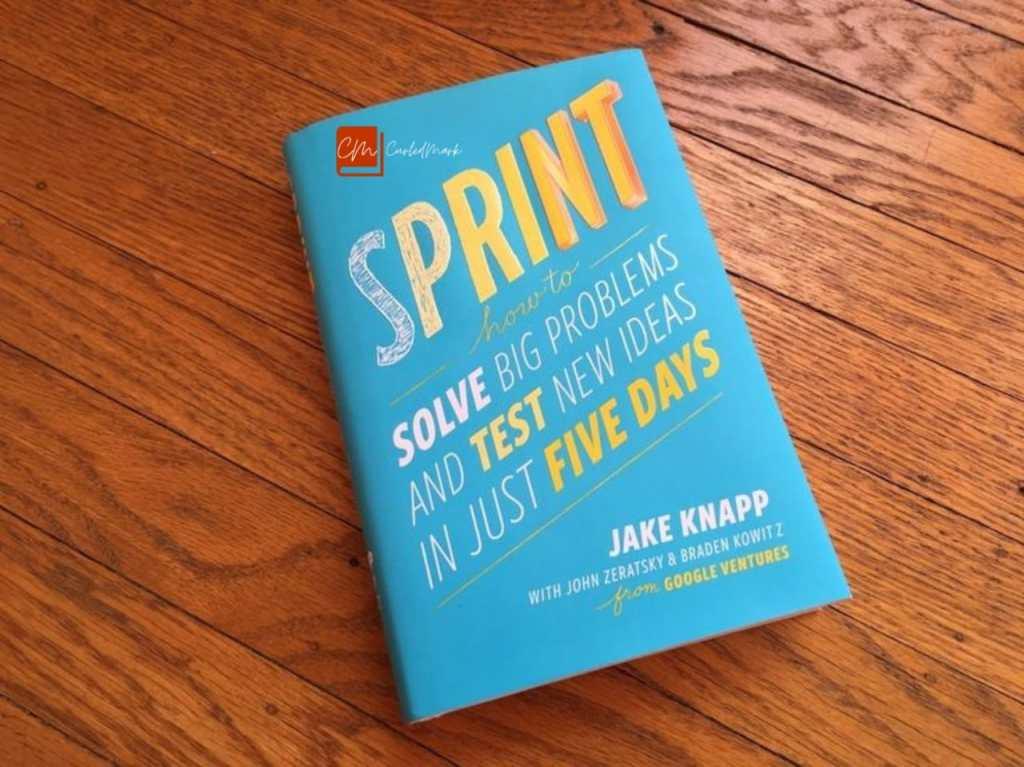 Sprint Book Summary by Santwana Mohanty