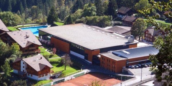 The Palladium de Champéry, National Ice Sports Centre