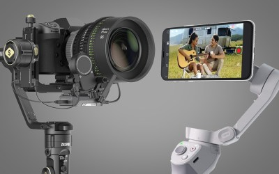 How to buy a gimbal: 6 steps to smooth video from your camera or phone