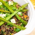 Recept Linzenschotel met gorgonzola