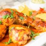 Recept Mexicaanse drumsticks met tomatensalsa