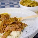 Recept Rendang met Indische sperziebonen