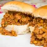 Recept Sloppy Joe