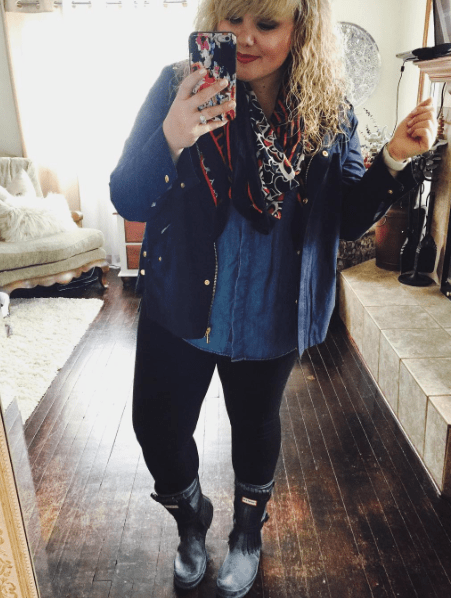 Instagram Roundup, Curls and Contours