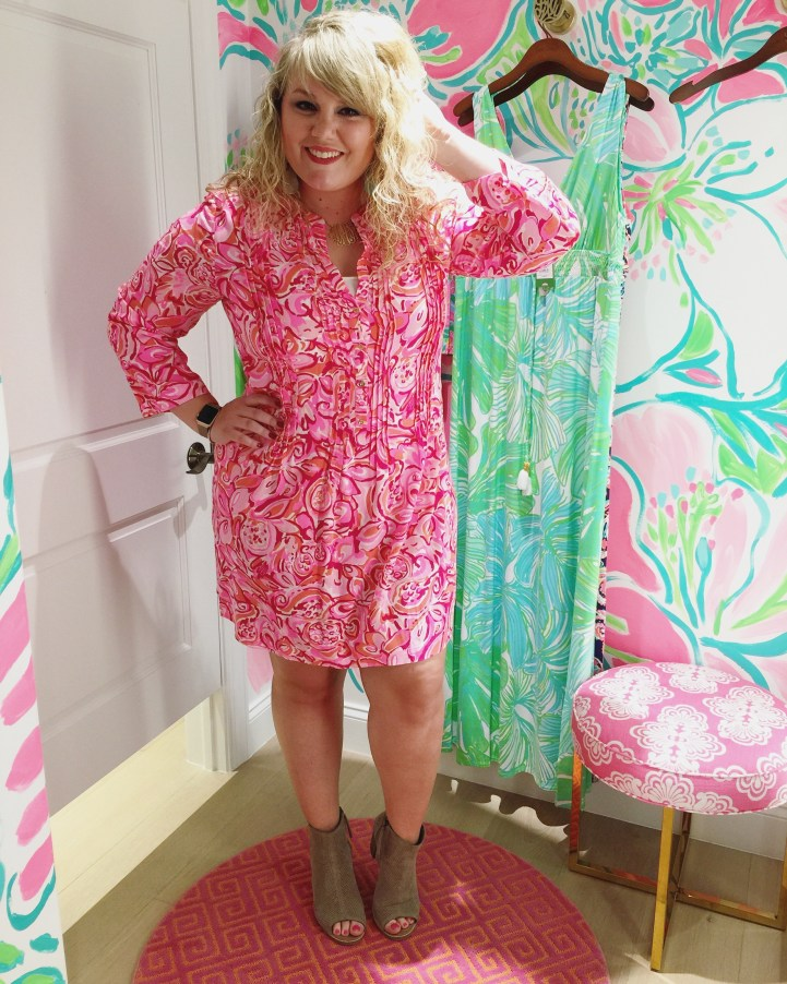 Curls and Contours, Lilly Pulitzer
