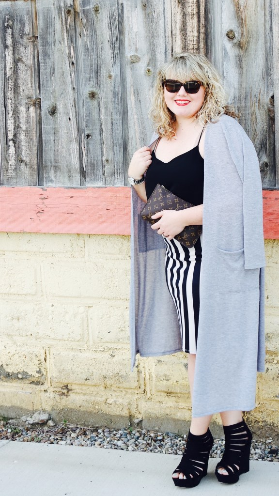 Cassie LulaRoe, Curls and Contours