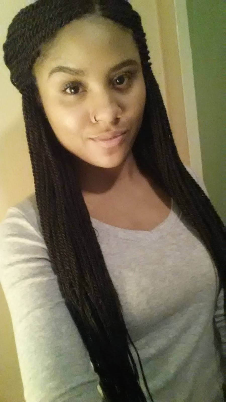 MY Experience With A Protective Style Senegalese Twists